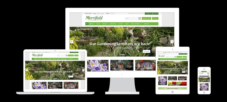 Merrifield Garden Center As Creative Services